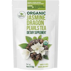 Kiss Me Organics Launches Jasmine Dragon Pearls Tea on Amazon: Kiss Me Organics is pleased to announce the launch of its latest product,…