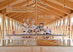 """Herzog & de Meuron presents an alternative to """"pompous and unsustainable"""" Expo pavilions."""