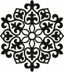 The vector file 'Laser Cut Placemats dxf File' is AutoCAD DXF ( .dxf ) CAD file type, size is KB, under patterns vectors. Stencil Patterns, Stencil Designs, Embroidery Patterns, Motifs Islamiques, Motif Art Deco, Diy And Crafts, Paper Crafts, Stencil Painting, Islamic Art