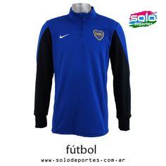 Buzo Boca Jrs 1/2 Cierre  Francia/Marino  Marca: Nike 510020545080494   $ 549,00 (U$S 96,29)