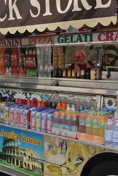 Fizzy Canning, Rome, Home Canning, Conservation