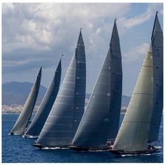 J Class racing - sheer beauty