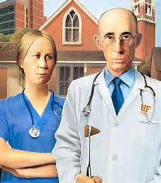 American Gothic - Bing images