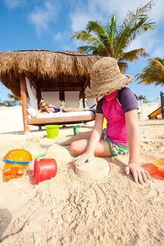 Family fun at Azul Beach Hotel, by Karisma
