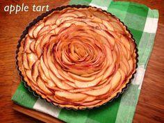 Under Lock and Key: Sunday baking - apple tart