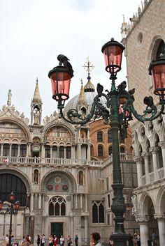 St. Mark's Square  Venice, Italy.