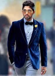 a formal stylish attire.