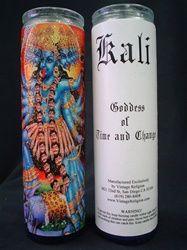 Kali Altar Candle