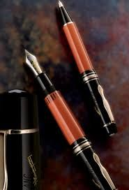 montblanc hemingway special edition fountain pen