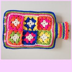 hot water bottle cover ༺✿ƬⱤღ  https://www.pinterest.com/teretegui/✿༻