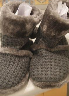 Kup mój przedmiot na #vintedpl http://www.vinted.pl/damskie-obuwie/inne-obuwie/11501565-ocieplane-kapcie-3637-ca