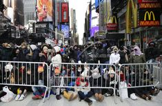 NEW YORK/December 31, 2017 (AP)(STL.News) — New Yorkers, celebrity entertainers and tourists from around the world gathered in a frigid Times Square on Sunday to mark the start of 2018 with a glittering crystal ball drop, a burst of confetti and midnight fireworks. It was only 10 degrees Fa... Read More Details: https://www.stl.news/people-gather-frigid-times-square-2018-celebration/59282/