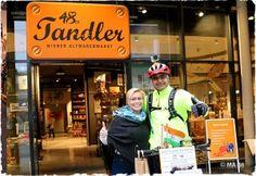 Mit dem Fahrrad um die Welt – Stopp beim 48er-Tandler