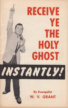 Receive the Holy Ghost Instantly!