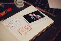 #guest-book  Photography: Khaki Bedford Photography - khakibedfordphoto.com  Read More: http://www.stylemepretty.com/2014/05/20/nyc-rockstar-wedding/