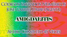 CODIGOS SAGRADOS NUMERICOS JOSE GABRIEL URIBE (AGESTA) PARA AMIGDALITIS ...
