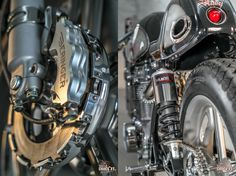 Krugger Tribute to Japan Honda CB450 ~ Return of the Cafe Racers