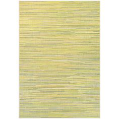 Found it at Wayfair - Monaco Alassio Sand & Sea Mist Indoor/Outdoor Area Rug