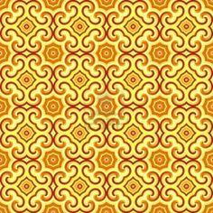 Fondo de papel tapiz de diseño geométrico de patrones de coloridos retro abstracto Foto de archivo - 5476519