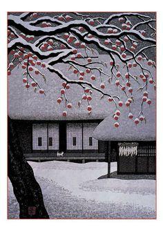 Sudden Snow 2 By Kazuyuki Ohtsu