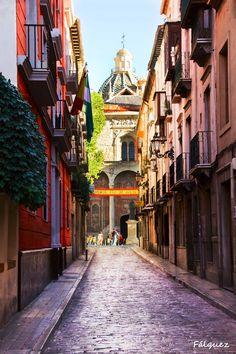 Santo Domingo, Granada, Spain