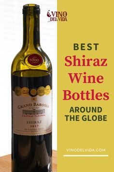 Shiraz wine is very popular especially in Australia, so they produce quality wine that is shipped worldwide. I have tried it a few years ago, and fell in love with the blueberry notes and the drieness of it. If you're looking for new bottles to try next and enjoy, here are my favorites that are definitely the BEST! #vinodelvida #shirazwine #shirazredwine #shirazwineaustralia #shirazinerecipes #shirazwineglasses #shirazwinelabel #shirazwinedrinks #shirazwinepairing #shirazwinpairingfood Shiraz Wine, Gold Top, Better One, Zine, Red Wine, Blueberry, Bottles, Australia, Good Things