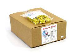 $18.59 http://sanduskycandy.com/candy-colors/yellow-candy/Banana-Splits-6-oz-bag-case-of-12.html