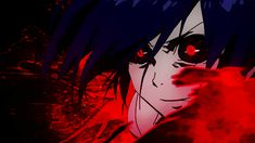 Touka has such a firey personality.