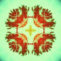 Kaleidoscope PRINT Digital Art Modern Art Print by JoellesEmporium, £12.00 #modernart #artprints #etsy #kaleidoscopeart