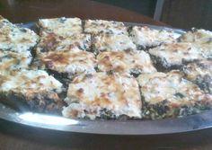 Σπανάκι σουφλέ συνταγή από elenixania - Cookpad