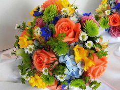 Floral Designs by Jodi wedding work.