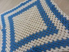Baby blanket Crochet granny blanket Grany by TinaPecarHandmade