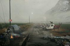 Crash Site by noro8 on deviantART