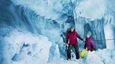 Natur-Eis-Palast Tirol - Eventidee in Tux