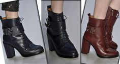Colcci Boots Fall 2013  now at #Showroom212 NYC