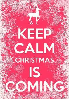 Keep Clam Christmas IS COMING