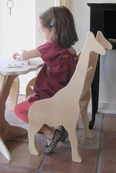 Children's Seating & Tables Kids Furniture, Furniture Design, Kids Seating, Kids Room, Tables, Chair, Collection, Home Decor, Furniture For Kids