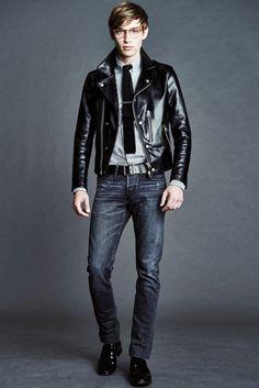 Tom Ford Spring 2016 Menswear Fashion Show