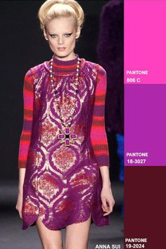 hair color trends for 2015 | Colors fashion trend forecast: Fall-Winter 2014/2015 key color combos ...