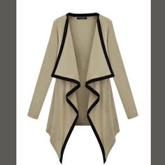 ARRIVING SOON ~Stylish Color Block Cardigan~ This cardigan is so versatile and classic! You will fall in love with it. Jackets & Coats
