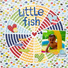 Little Fish - Scrapbook.com