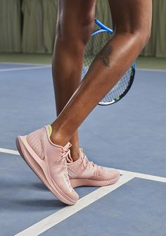 differently 1ff92 c8d8f Nike Court Air Zoom Zero Womens Tennis Shoe - Arctic Orange White Volt Glow