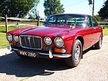 Jaguar XJ - Wikipedia, the free encyclopedia