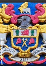 Butchers One of the oldest Livery Companies was first recorded in 975. The Arms of 1540 have the motto 'Omnia Subjecisti Sub Pedibus, Oves et Boves' – 'Thou Hast Put All Things Under His Feet, All Sheep And Oxen'. The Guild has a weekly lunch – of beef. 87 Bartholomew Close EC1 Tel: +44 (0)20 7600 4106 Tube: Barbican http://www.roehampton-online.com/About%20Us/Roehampton%20London.aspx?4231900