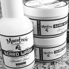Probando productos a través del mundo. Ahora tocan productos de gama accesible hechos en EUA. #menstyle #barberlife #barbergang @maestrosclassic