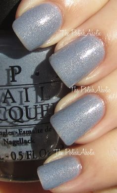 OPI Spring 2012 Holland Collection Swatches!