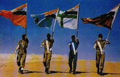 Pride, flying the colours Army Day, Defence Force, Lest We Forget, Photo Essay, My Land, Special Forces, South Africa, Colours, Iron Fist