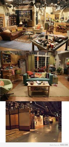 Behind the Big Bang Theory