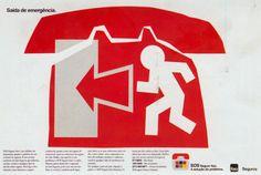 Read more: https://www.luerzersarchive.com/en/magazine/print-detail/itau-seguros-13887.html Itau Seguros Emergency exit. (Refers to prompt help after an accident.) Claim: Itaú Seguros. The solution of the problem. Tags: DPZ, Sao Paulo,Itau Seguros,Marcello Serpa,Luiz Toledo