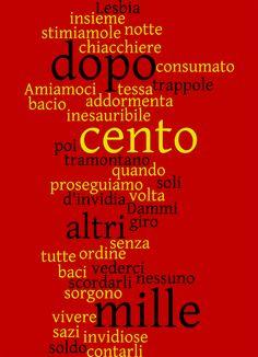 """Carme V, """"amiamoci per vivere"""" http://www.nuvoledipoesia.it/site/"""